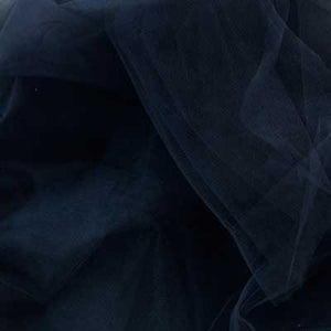 Decorative Black Tulle - 40 yds
