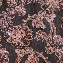 Rose Renee Flower Lace Fabric