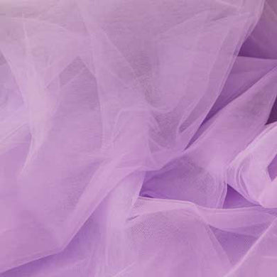 Decorative Purple Tulle Assorted - 40 yds