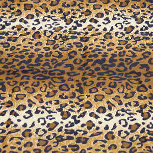 Leopard Print 100% Cotton Fabric