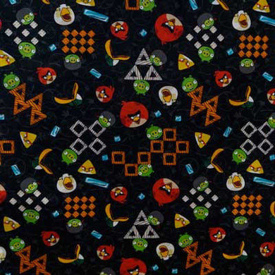 Angry Birds 100% Cotton