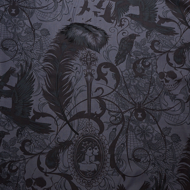 After Dark - Alexander Henry Collection 100% Cotton Fabric