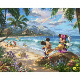 Disney Dreams Digital Panel 100% Cotton