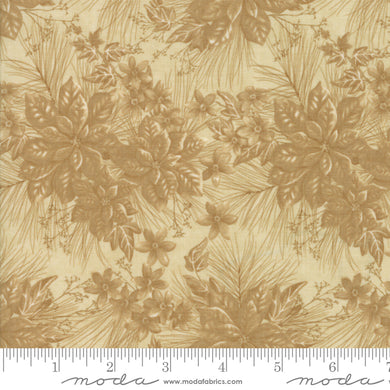 Moda Fabric Forever Green Parchment 108 in wide Quilt backing 100% cotton fabric