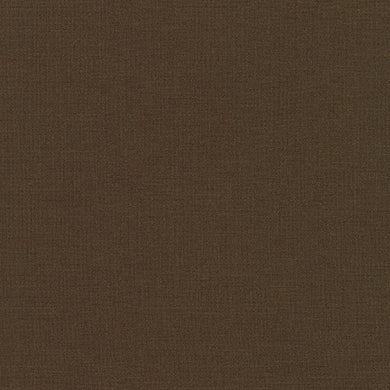 Kona Cotton Solids - Chocolate