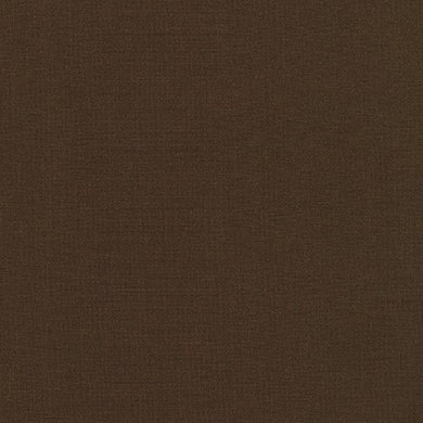 Kona Cotton Fabric - Coffee