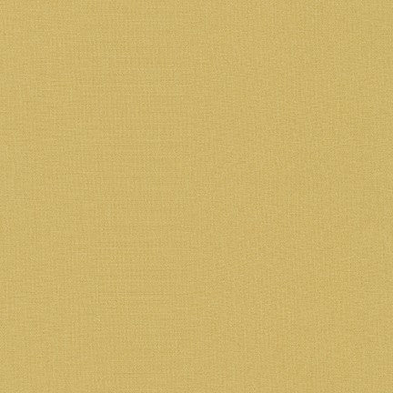 Kona Cotton Fabric - Honey