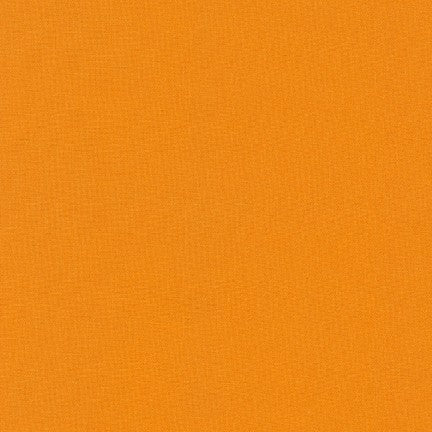 Kona Cotton Fabric - Saffron