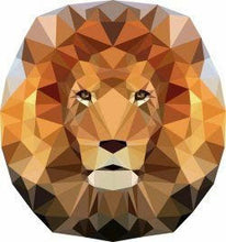 Majestic Lion Paper-Pieced Quilt Kit