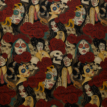 Nocturna  - Alexander Henry Collection 100% Cotton Fabric