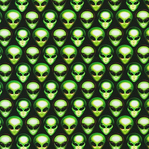 Area 51 100% Cotton Fabric