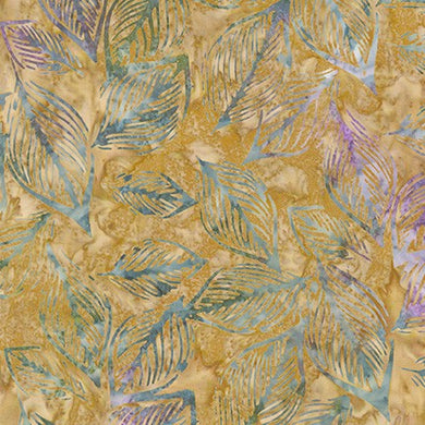 Artisan Batiks: Inspired by Nature: Imported Batik Fabric - Summer