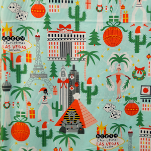 Viva Vegas - Alexander Henry Collection 100% Cotton Fabric