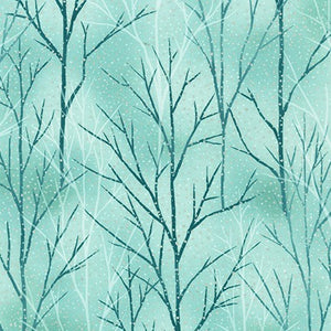 A Walk on the Path - A Color Story - Teal SRKM-19107-213  TEAL