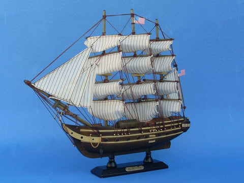 Historic Ship | USS Constitution Replica Model Ship 15""