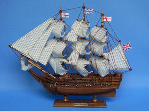 Historic Ship | HMS Beagle 14""