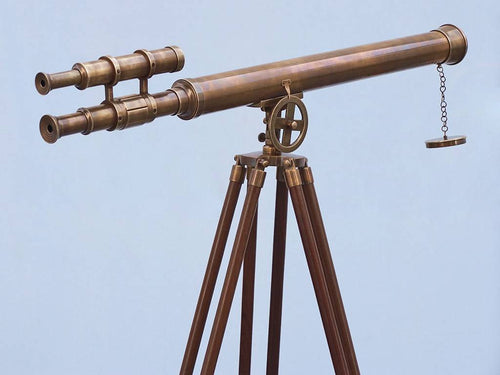 Telescope | Antique Brass, Griffith Astro 64