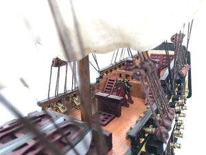 Wooden HMS Victory Limited Tall Model Ship 24""