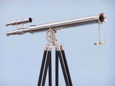 Telescope | Floor Standing Chrome Griffith Astro 64""