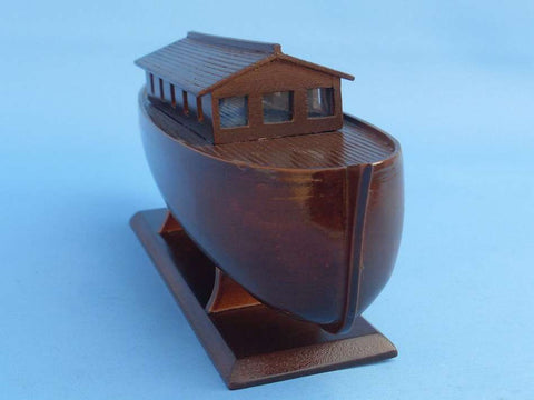 Wooden Model Boat | Noah's Ark 14""