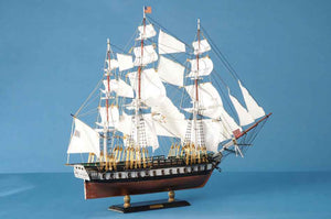 Old Ironsides - USS Constitution - Limited Tall Model Ship 20""