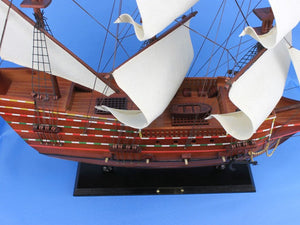 Wooden Mayflower Tall Model Ship 30""