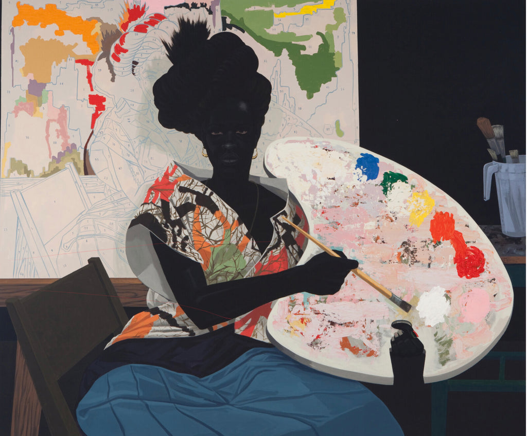 Highlighting Kerry James Marshall