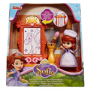 "Disney Sofia 3"" Figure Royal Prep Art Class Playset 01244"