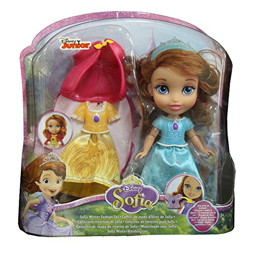 Sofia The First Doll with Fashion Accessories ( 6 inches )