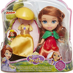 Sofia The First Doll with Fashion Accessories
