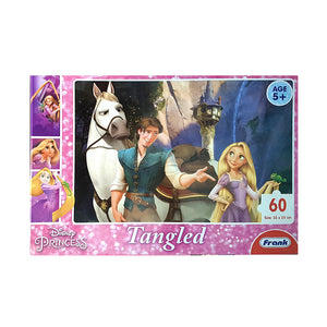 Disney  Tangled Puzzle (60 pieces) by FRANK