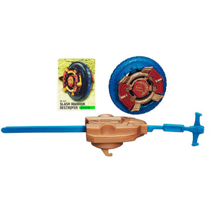 Beyblade Beywheelz Battler W-03 Slash Warrior Destroyer