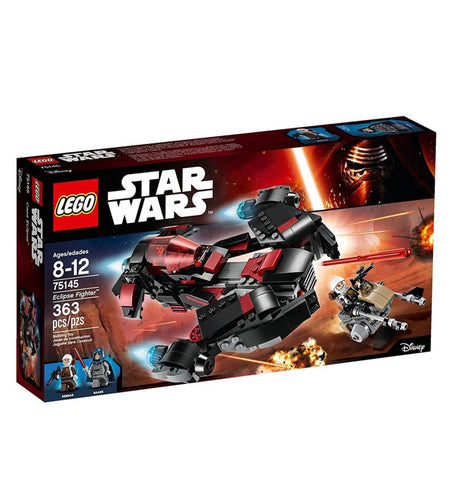 Lego Star Wars Eclipse Fighter,Lego 75145