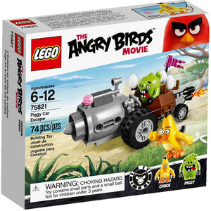 Lego Angry Birds - Piggy Car Escape , Lego 75821