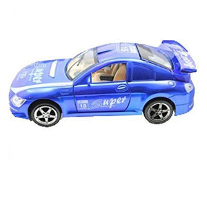 Remote Control Car Opening Doors RC Toys with Rechargeable Batteries - Blue 767-A10