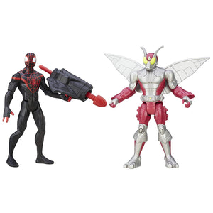 ULTIMATE SPIDER-MAN VS. THE SINISTER 6: Kid Arachnid vs. Marvel's Beetle B6873-B5761