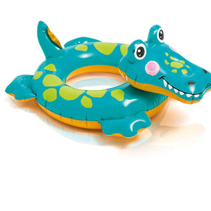 Intex Swimming Ring -Big Animal Alligator 58221NP