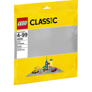 LEGO Classic Grey Baseplate Supplement 10701