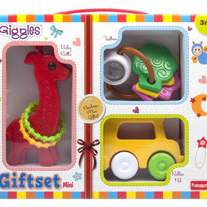Giggles Mini Gift Set, Multi Color 9694300
