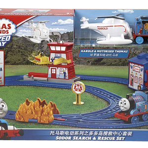 Thomas & Friends Sodor Search & Rescue Set,Blue BMF10