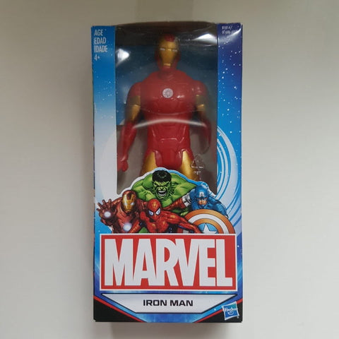 Marvel 6 Inch Figure Iron Man B1814-B1686