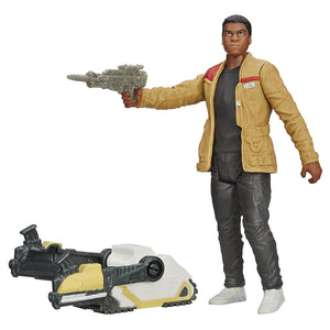 Star Wars The Force Awakens 3.75-Inch Figure Desert Mission Finn (Jakku) B3967-B3963