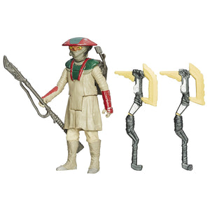 Star Wars The Force Awakens 3.75-Inch Figure Desert Mission Constable Zuvio B3968-B3963