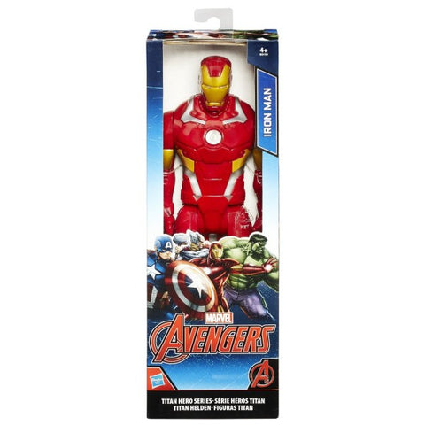 Marvel Avengers Titan Hero - Iron Man, Multi Color B6152-B6660