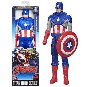Marvel Titan Hero Series Captain America B6153-B6660