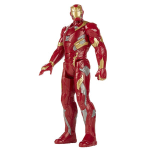 Marvel Titan Hero Series Iron Man Electronic Figure B6177