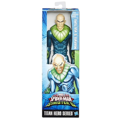 Ultimate Spider-Man vs. The Sinister Six: Titan Hero Series Marvel's Vulture B6387-B5755