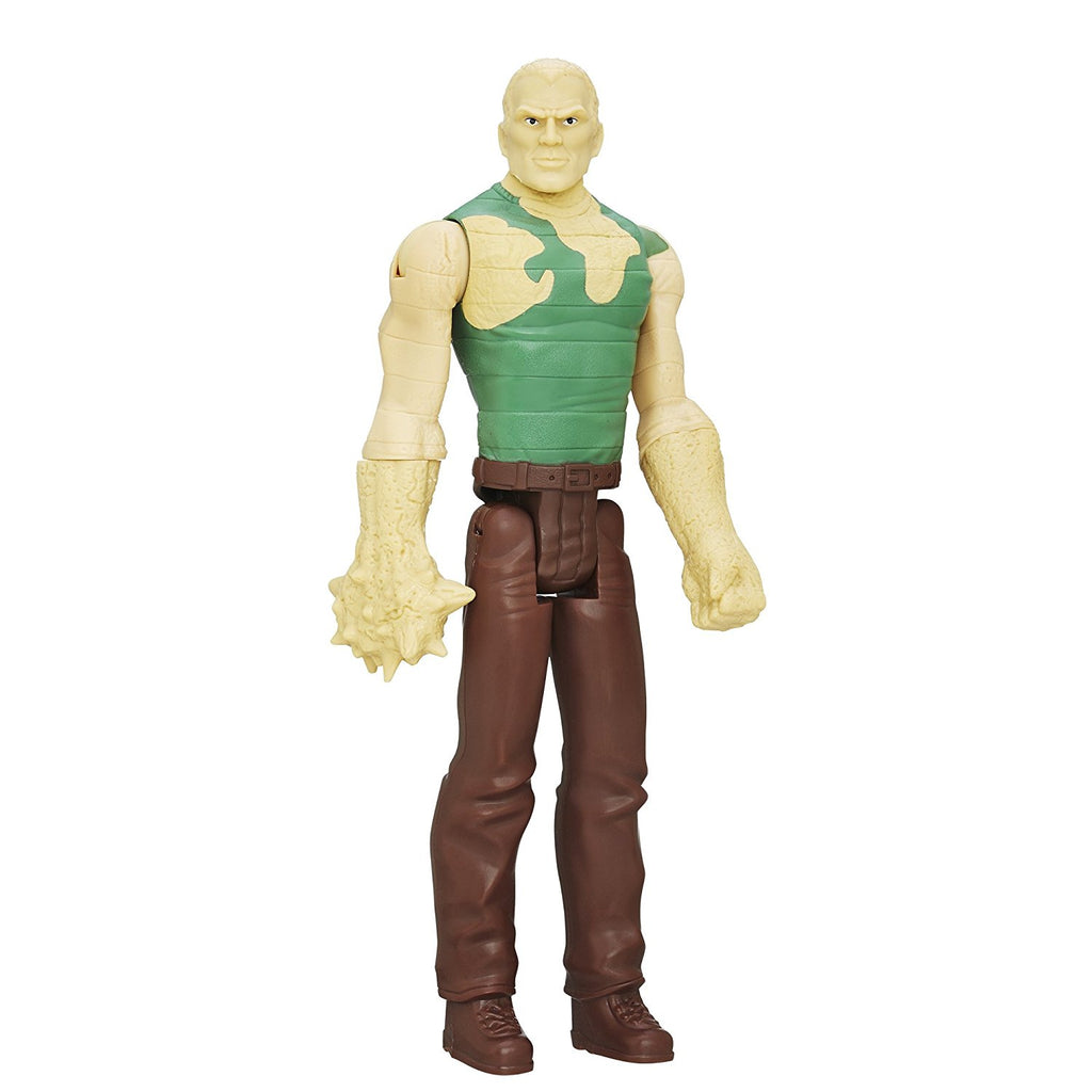 Ultimate Spider-Man vs. The Sinister Six: Titan Hero Series Marvel's Sandman B6388-B5755