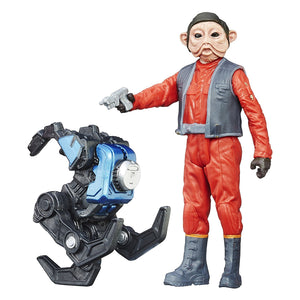 Star Wars: The Force Awakens 3.75 inch Snow Mission Nien Nunb B6951-B3969