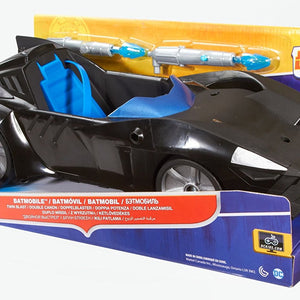 Justice League Action Twin Blast Batmobile Vehicle FDF02